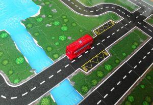 Měřítko a velikost - 1736581 - silnicky pro auticka bus