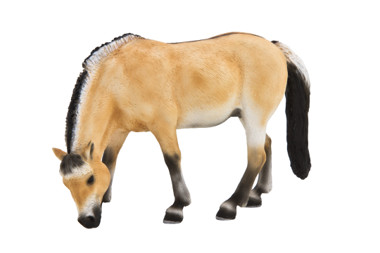 Mojo Animal Planet Fjord kobyla - plastové zvířátko