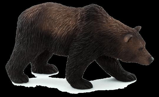 Mojo Animal Planet Medvěd grizzly