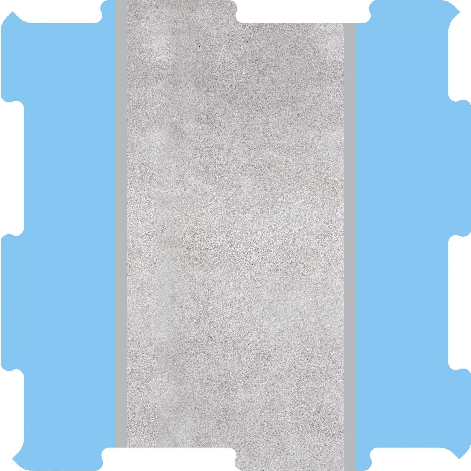 Podlahové puzzle přístav molo střed