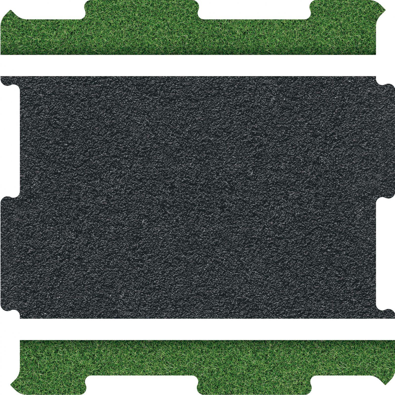 Podlahové puzzle zavodní okruh rovinka