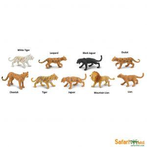 Safari Ltd - Tuba - Kočkovité šelmy 1