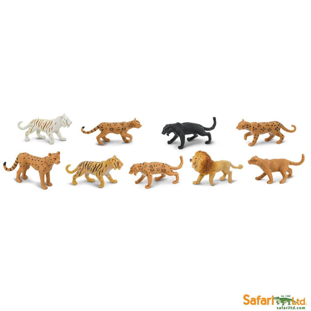 Safari Ltd - Tuba - Kočkovité šelmy 2
