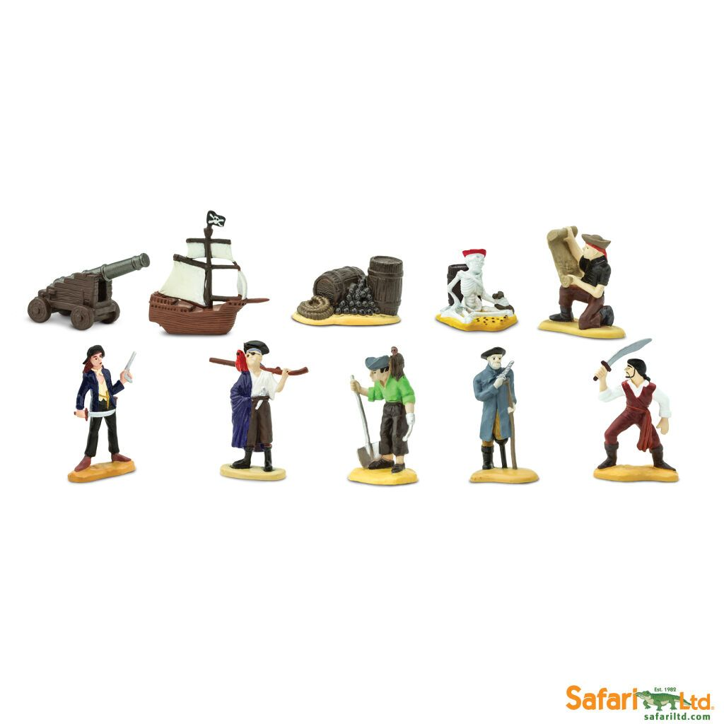 Safari Ltd - Tuba - Piráti 2