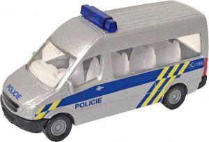 SIKU Auto Policie CZ dodávka