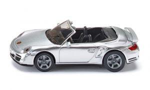 SIKU Auto Kabriolet Porsche 911 Turbo