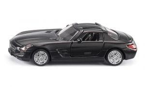 SIKU Auto Mercedes Benz SLS kov