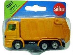 SIKU Auto Popeláři kovové 0811 02