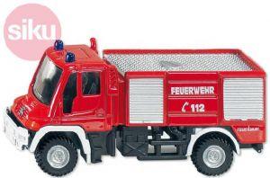 SIKU Auto hasiči Unimog