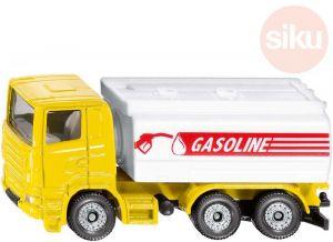 SIKU Auto Scania cisterna benzin kov