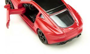 SIKU Auto sportovní Jaguar F-Type R 7cm model kov 1520