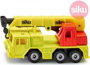 SIKU Autojeřáb hydraulický kovový