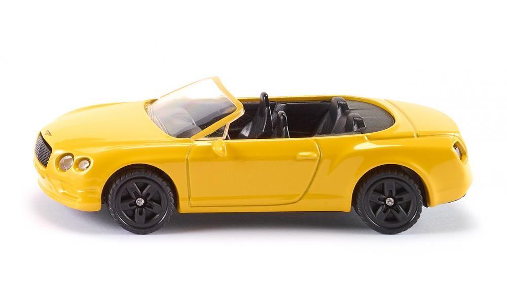 SIKU Bentley Continental GT V8 8cm model kov 1507