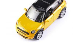 SIKU Super osobní Auto Mini Countryman 9 cm KOV