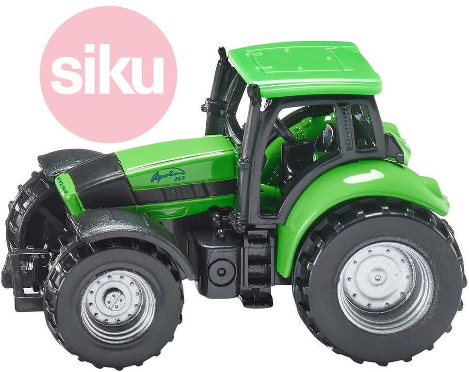 SIKU Traktor Deutz Agrotr kovový model 0859