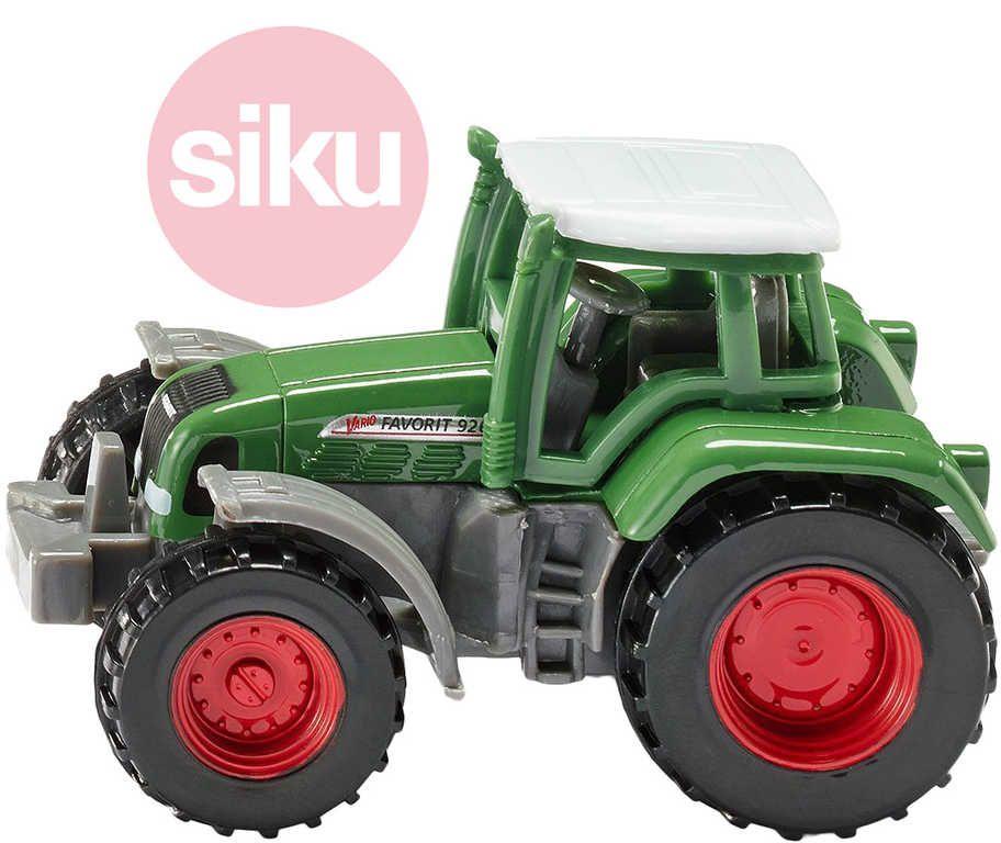 SIKU Traktor model Fendt Favorit 926 Vario kov 0858