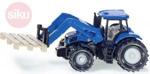 SIKU Traktor Holland nakladač palet