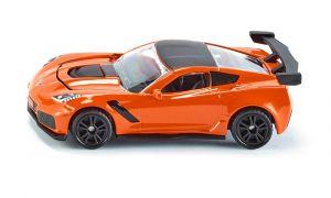 SIKU Auto  Chevrolet Corvette ZR1 kovový model 1534