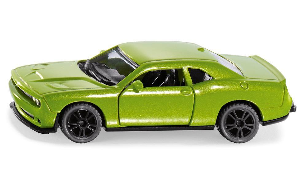 SIKU Auto Dodge Challenger SRT Hellcat model kov 1408