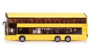 SIKU Autobus dvoupatrový 1:87 kovový