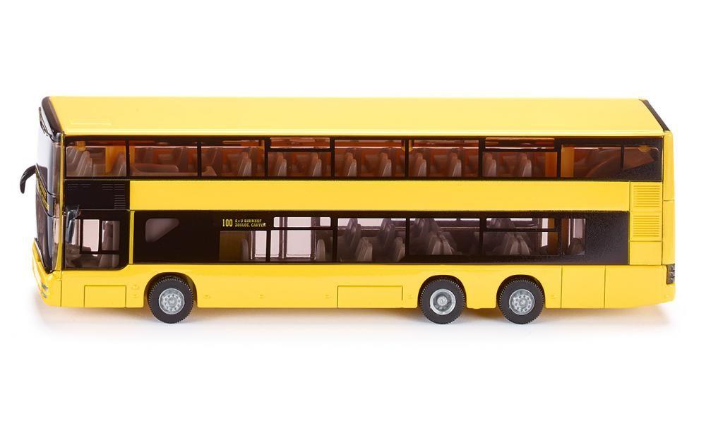 SIKU Autobus dvoupatrový 1:87 kovový 1884