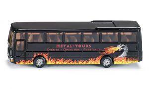 SIKU Autobus zájezdový 1:87 kovový