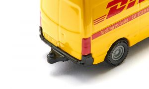 SIKU Dodávka poštovní Mercedes Sprinter DHL kovová 1085
