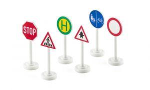 SIKU Dopravní značky