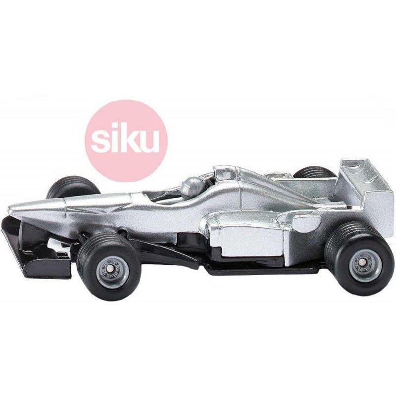 SIKU Formule sport racer stříbrný model kovový 0863