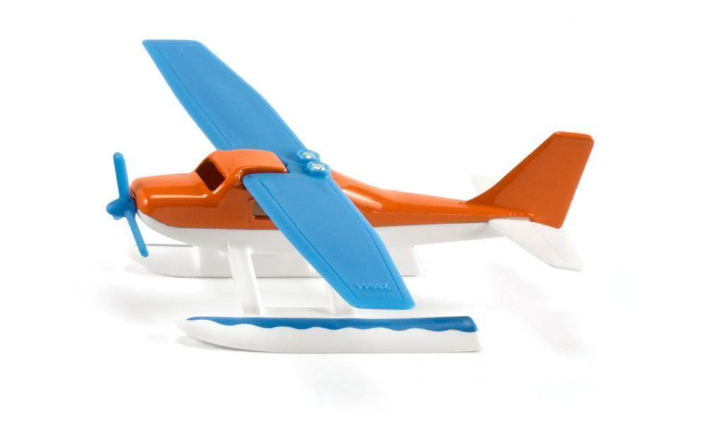 SIKU Hydroplán letadlo skládací křídla model kov 1099