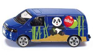 SIKU VW Transporter VW Dodávka kovovy 1338